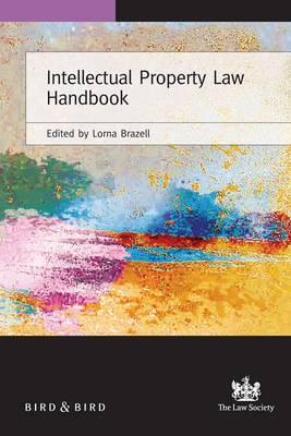 Intellectual Property Law Handbook (Paperback)