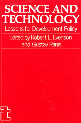 Science and Technology: Lessons for development policy (Paperback)