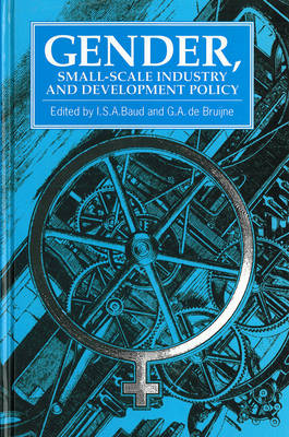 Gender, Small-scale Industry and Development Policy (Paperback)