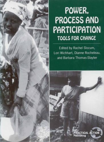 Power, Process and Participation: Tools for change (Paperback)