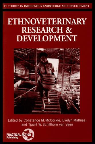 Ethnoveterinary Research and Development (Paperback)