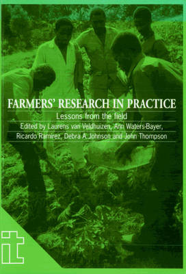 Farmers' Research in Practice: Lessons from the field (Paperback)