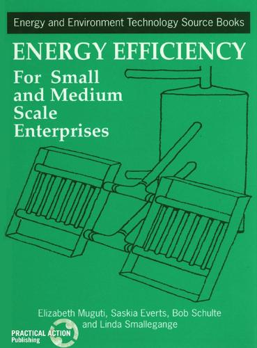Energy Efficiency for Small and Medium Enterprises (Paperback)