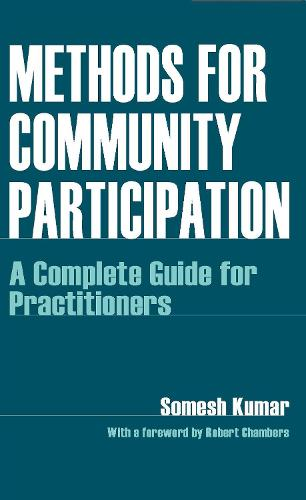 Methods for Community Participation: A complete guide for practitioners (Paperback)