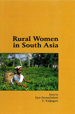 Rural Women in South Asia (Paperback)