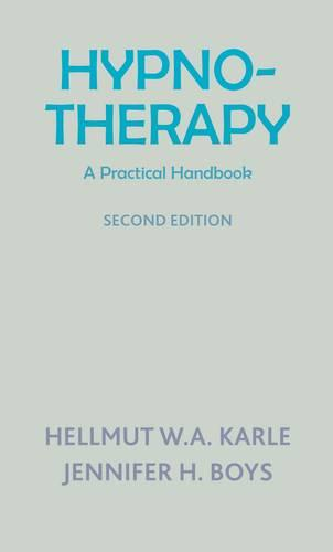 Hynotherapy: A Practical Handbook (Paperback)