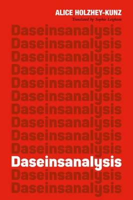 Daseinsanalysis (Paperback)