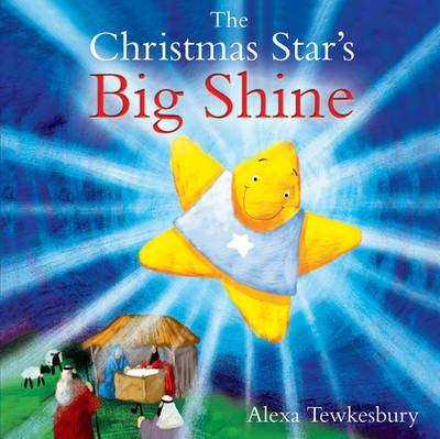 The Christmas Star's Big Shine (Board book)
