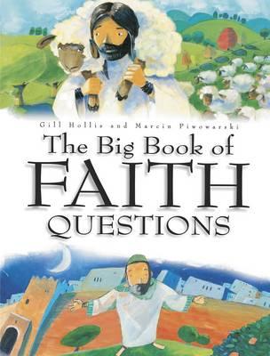 Big Book of Faith Questions (Hardback)