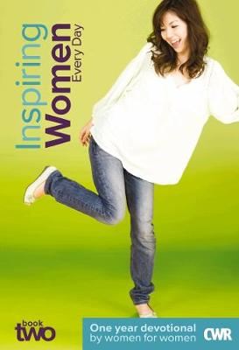 Inspiring Women Every Day - One Year Devotional - Book 2 - Inspiring Women (Paperback)