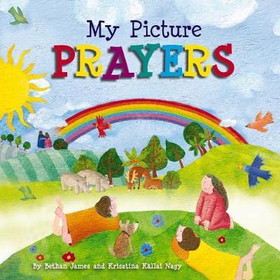 My Picture Prayers (Board book)