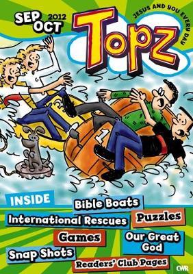 Topz - September/October (Paperback)