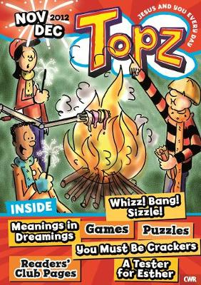 Topz - Nov/Dec 2012 (Paperback)