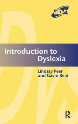 Introduction to Dyslexia (Paperback)
