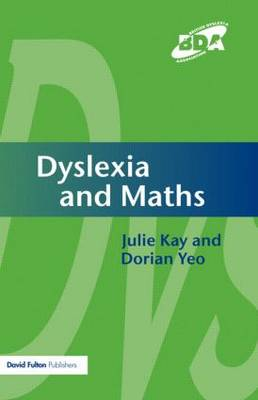 Dyslexia and Maths (Paperback)