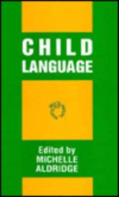 Child Language (Hardback)