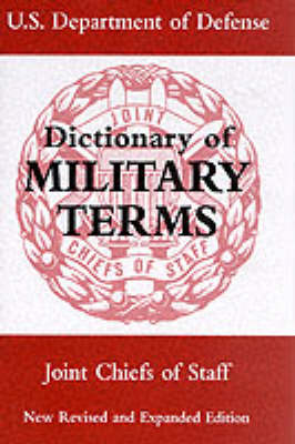 Dictionary of Military Terms (Hardback)