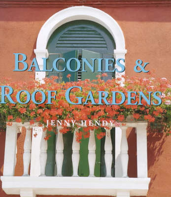 Balconies and Roof Gardens (Paperback)