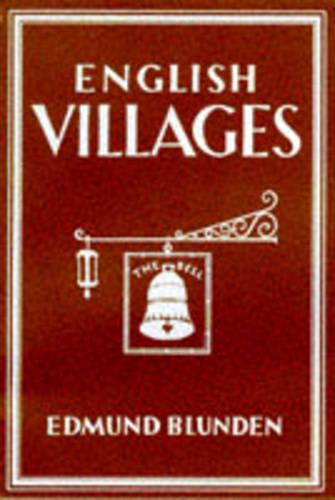 English Villages - Writer's Britain S. (Hardback)