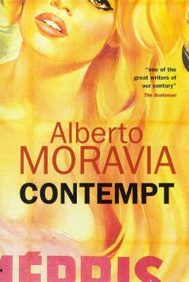 Contempt - Film Ink S. (Paperback)