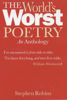 The World's Worst Poetry (Hardback)