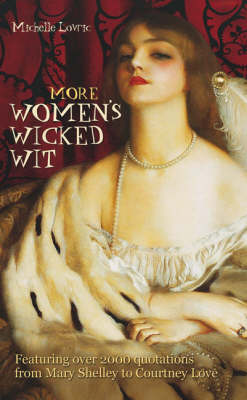 More Women's Wicked Wit (Paperback)