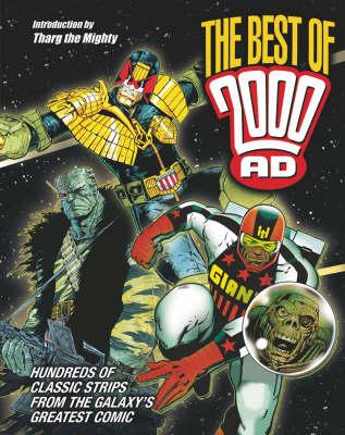 "The Best of ""2000AD"" (Hardback)"
