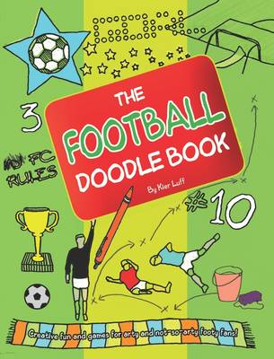 Football Doodles (Paperback)