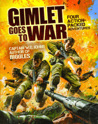 Gimlet Goes to War (Paperback)