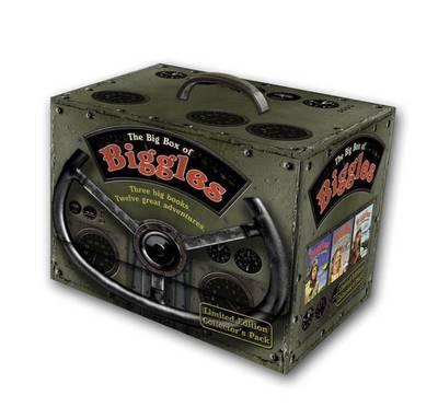 "The The Big Box of Biggles: Big Box of Biggles ""Biggles' Big Adventures"", ""Biggles' Dangerous Missions"", ""Biggles' Secret Assignment"" (Paperback)"