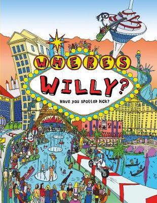 Where's Willy? (Hardback)