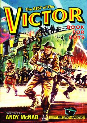 The Best of the Victor Book for Boys (Hardback)