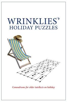 Wrinklies Holiday Puzzles (Hardback)