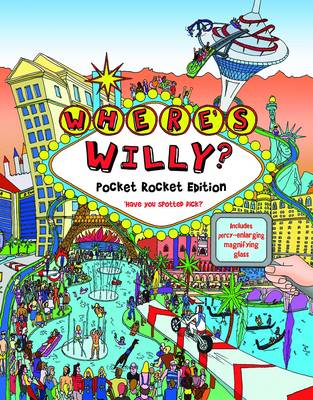 Where's Willy?: Pocket Rocket Edition: Have You Spotted Dick? (Paperback)