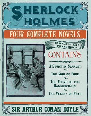 Sherlock Holmes Novels (Paperback)