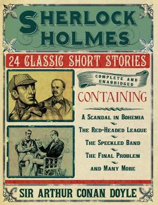 Sherlock Holmes Short Stories (Paperback)