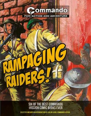Commando: Rampaging Raiders! (Paperback)