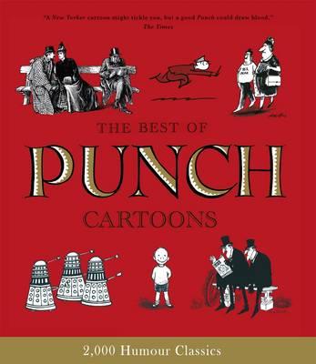 The Best of Punch Cartoons (Hardback)