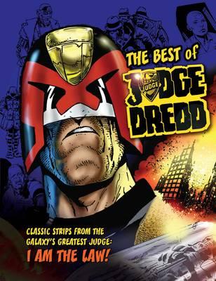 Judge Dredd, Best Of (Paperback)