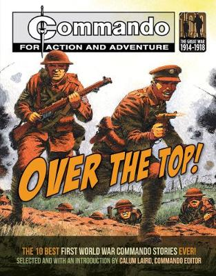 Commando: Over the Top (Paperback)