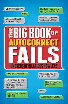 The Big Book of Autocorrects (Paperback)