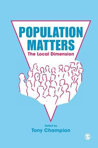Population Matters: The Local Dimension (Paperback)