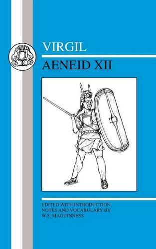 Aeneid: Bk. 12 - Latin Texts (Paperback)