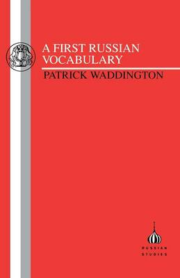 First Russian Vocabulary (Paperback)