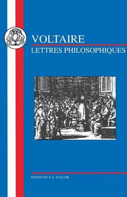 Lettres Philosophiques - French Texts (Paperback)
