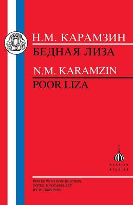 Poor Liza - Russian Texts (Paperback)