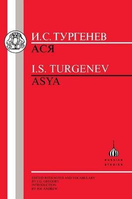 Asya - Russian texts (Paperback)