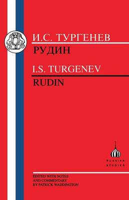 Rudin - Russian Texts (Paperback)