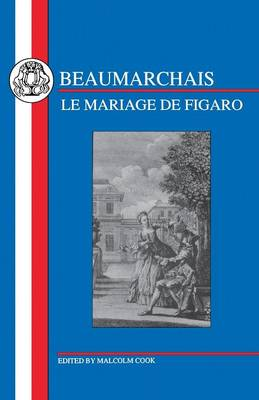 Mariage de Figaro - French Texts (Paperback)