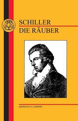 Rauber, Die - German Texts (Paperback)